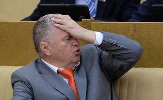 Жириновский сравнил Меркель, которой «удалось оторвать Украину», с Гитлером