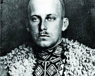 Василь Габсбург – король Украины