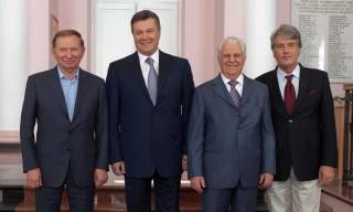 От Кравчука до Порошенко: как нам жилось при разных президентах
