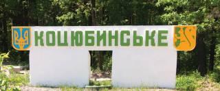 В Коцюбинском «хунта» захватила здание поселкового совета