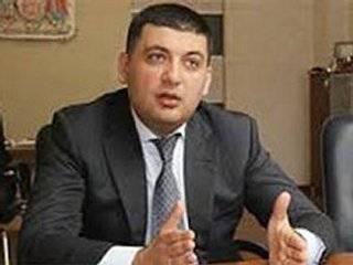 Гройсман похвалил Яценюка за отставку и наперебой с Луценко начал упрашивать депутатов войти в новую коалицию