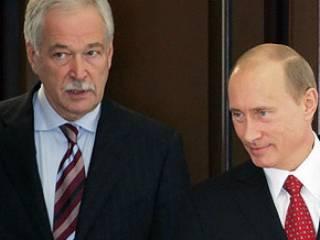 Путин убрал Грызлова из Совбеза РФ