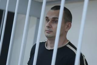 В колонии заявили, что Сенцов ни на что не жалуется