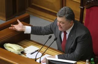 Я не позволю коалиции приватизировать президента /Порошенко/