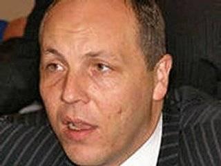 Парубий выступает за визовый режим с Россией