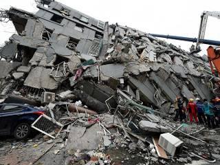 Очередное разрушительное землетрясение поразило теперь уже Эквадор