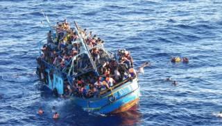 В Средиземном море погибли более 400 мигрантов
