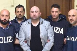 В Италии полицейские, чтобы задержать главаря мафии, переоделись доставщиками пиццы