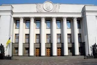 Рада назначила 20 местных выборов