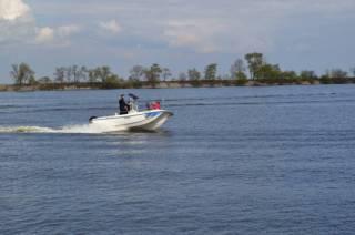 В Украине появился водный патруль
