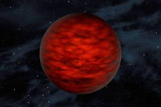 Неподалеку от Солнечной системы обнаружен совсем юный блуждающий коричневый карлик