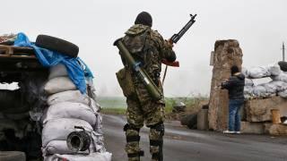 На блокпостах Донецкой области полицейские задержали 19 боевиков и около 100 их пособников