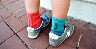 Свершилось. Британские ученые разгадали тайну пропажи второго носка