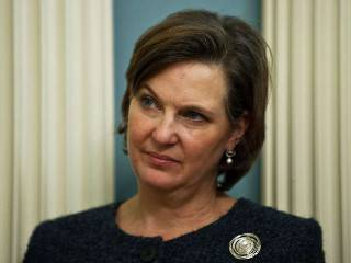 Нуланд назвала информацию «Сампомочи» о встрече с депутатами «совсем не точной»