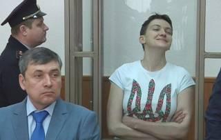 Савченко выдали пакет документов для экстрадиции