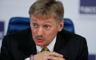 Песков: Говорить об улучшении отношений между Россией и западными станами нельзя