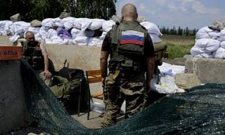 В Славянске задержали боевика ДНР