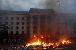 Сегодня вспоминают жертв трагедии 2 мая в Одессе