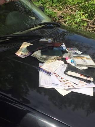 На Харьковщине на взятке поймали пограничника