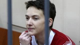 Савченко может возобновить сухую голодовку