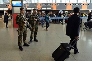 Бельгийцев пугают новыми терактами