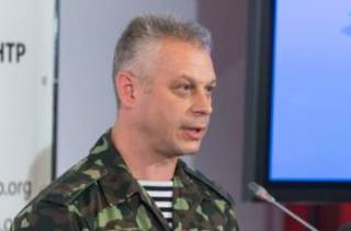 Лысенко обещает обезвредить военную технику боевиков, собранную для «парада», в случае ее применения против бойцов ВСУ