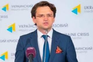 Кулеба: Что касается политзаключенных в России, то мы рассматриваем обмен как часть формулы по Минским соглашениям «всех на всех»