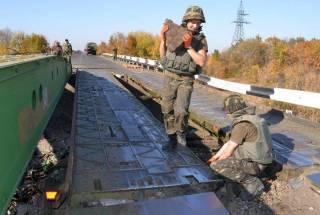 На Донетчине откроют три моста