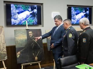 Украинские спецслужбы нашли 17 очень ценных картин, похищенных из музея Вероны