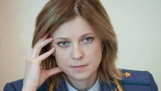 Поклонская хочет полностью заблокировать сайт «Крым.Реалии»