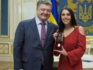 Джамала стала народной артисткой Украины не только по призванию, но и по званию