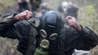 В ДНР поползли слухи о применении силами АТО химического оружия