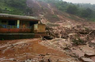 На Шри-Ланке из-за оползней более 800 человек пропали без вести