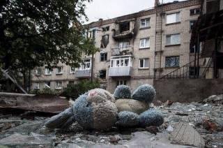 Война на Донбассе продлится еще три года?