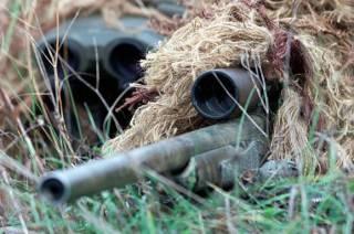 От пули вражеского снайпера погиб боец ВСУ в Станице Луганской