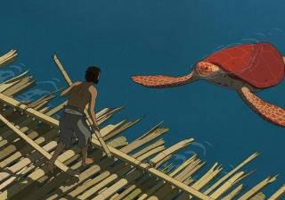 Критики в Каннах высоко оценили анимацию «Красная черепаха»