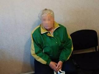 В Харькове задержали злостного «минера». Им оказалась престарелая бабка с Антимайдана