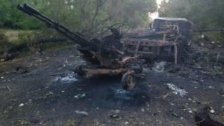Точка украинского невозврата: кровавый четверг 22 мая 2014