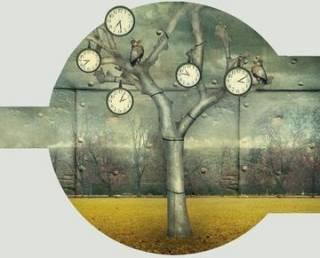 Новинки научпопа: суточные щи времени, коротко обо всем и образно -- о смерти человечества