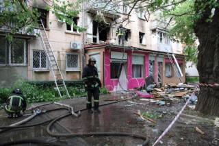 Мощный взрыв в Одессе уничтожил семь квартир. Жертв, увы, избежать не удалось