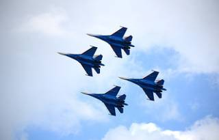 Россия отправила в Крым бомбардировщик и пару «Терминаторов»