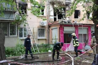 Пострадавшим от взрыва в Одессе окажут всю необходимую помощь