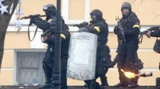 Бывшие беркутовцы заявили в суде, что они непричастны к расстрелу Майдана