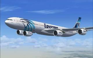 Эксперты заявляют о взрыве на борту самолета EgyptAir