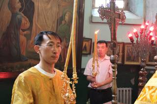 Почему китайцы выбирают христианство?
