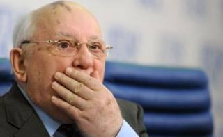 Горбачеву на 5 лет запретили въезд в Украину /СМИ/