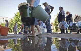 Долги ЛНР перед Украиной за воду уже превысили 100 млн. грн