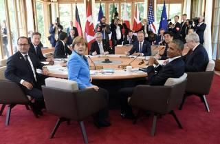 «Большая семерка» не только сохранила санкции против России, но и пообещала их усилить