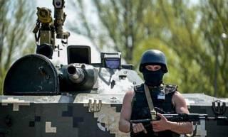 14 украинских воинов получили ранения в зоне АТО за сутки. К счастью, погибших нет