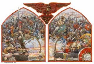 Битва на Калке: конец Руси